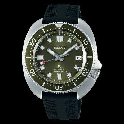セイコー腕時計プロスペックスダイバー植村直己モデルSBDC111