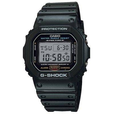 カシオ腕時計G-SHOCK DW-5600E-1