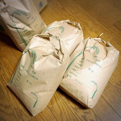 【酵素米】コシヒカリ玄米 4.5kg 滋賀 安曇川産 カタカムナ静電三法米