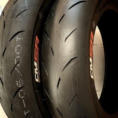 CST CM SR 前後セット 12インチ ミニバイクレース用タイヤ