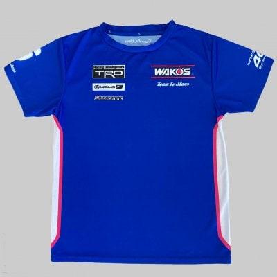 チームルマン スーパーGT2019スタッフTシャツ(Mサイズ)&スーパーフ...