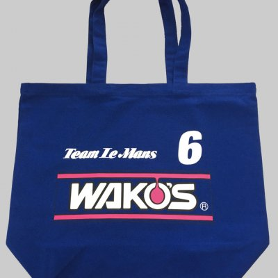 GT WAKO'S トートバッグ