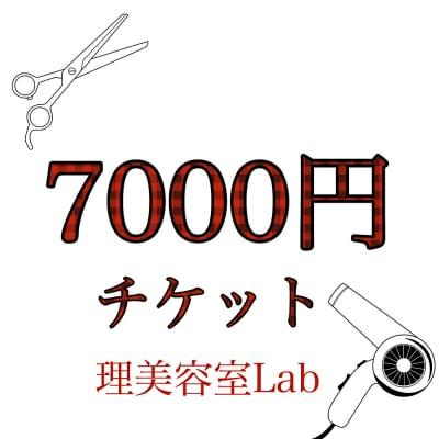 [現金払いのみ]7,000円チケット