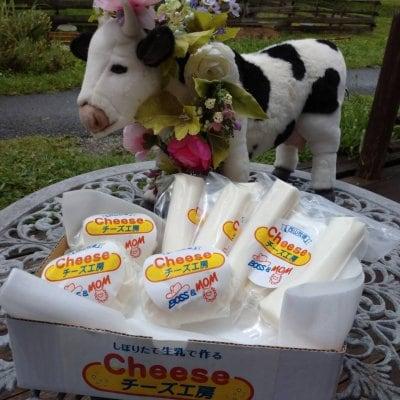 西山牧場/モッツァレラチーズ/ストリングチーズ/お子様から高齢の方までおすすめ塩分控えめ/モッツァレラチーズ100g×3 ストリングチーズ100g×3 詰合せ