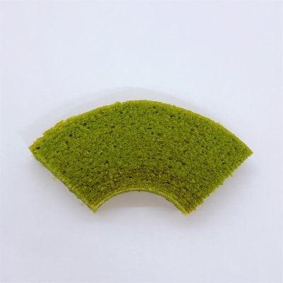 抹茶カットバウム / ソフトタイプ  抹茶〖 MEGUMI-めぐみ-〗/ こだわりたまごの手作りバウムクーヘン