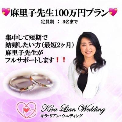 麻里子先生100万円プラン