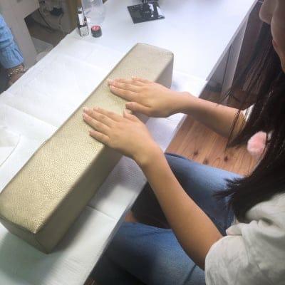 【店頭現金決済専用】爪、指先をキレイにするネイルケア 指10本
