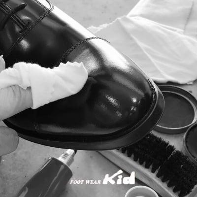 オシャレは足元から!革靴基本のシューケアコース【現地払い・現金のみ】