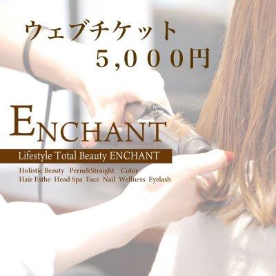5,000円ウェブチケット