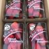 紅ほっぺ2パック、さちのか2パック 1箱 送料無料