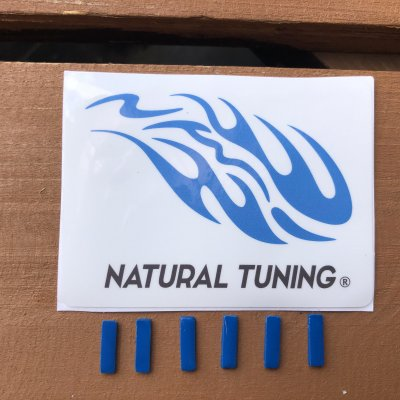 NATURAL TUNING マイクロチップ