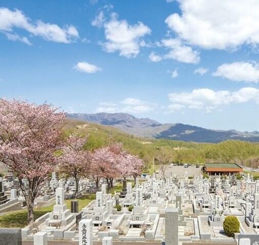 【墓地や霊園見学案内】お墓の案内チケットのイメージその2
