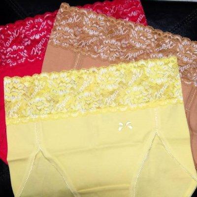 新年は黄色💛みせる波動カラーパンツ お好きな3色セット