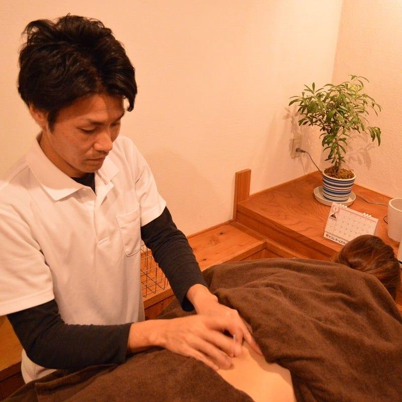 【デスクワーク症候群】首こり・肩こり・腰痛・眼疲労・指の腱鞘炎に東洋医学で自律神経にアプローチ!酸素カプセル付きのイメージその2