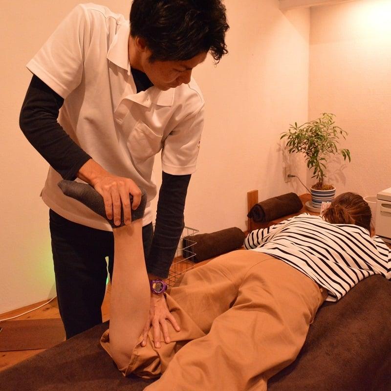 【スタンダード施術】鍼灸・整体・電気治療でトータル的にアプローチ!からだ本来の機能を取り戻すのイメージその5