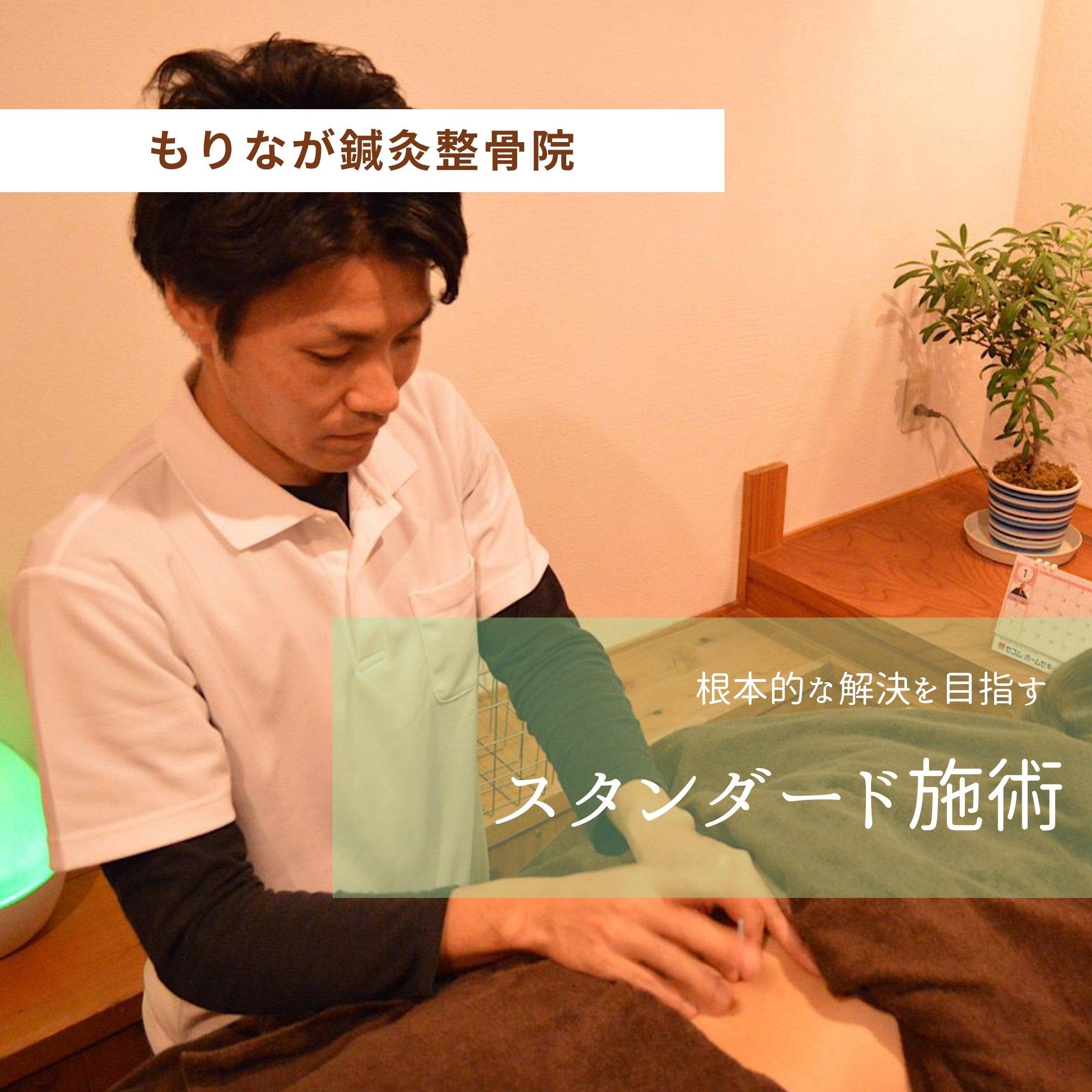 【スタンダード施術】鍼灸・整体・電気治療でトータル的にアプローチ!からだ本来の機能を取り戻すのイメージその1