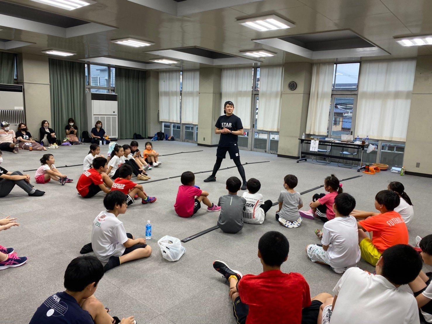 【チーム指導】スポーツリズムトレーニング(10人まで)のイメージその2