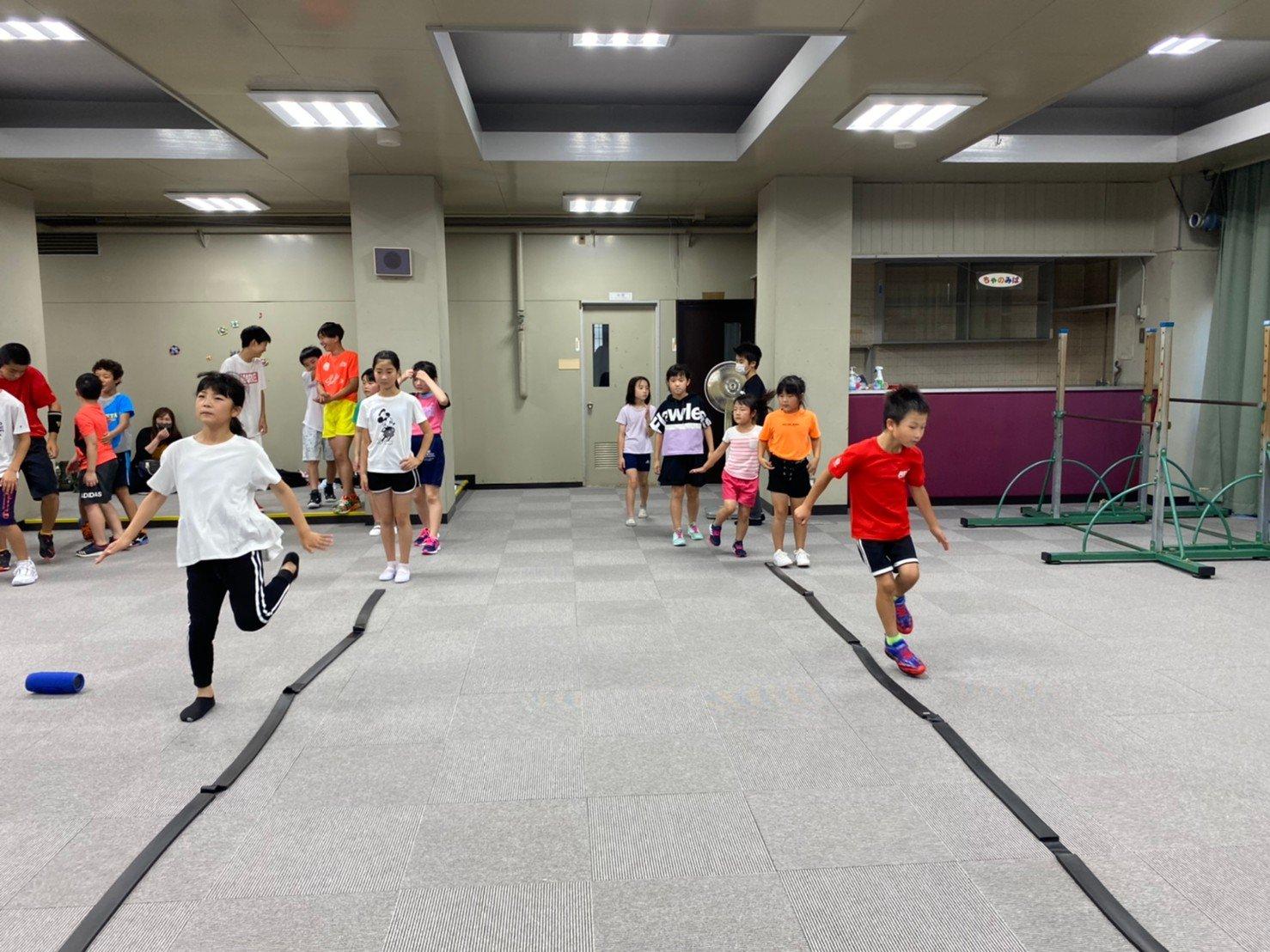 【チーム指導】スポーツリズムトレーニング(10人まで)のイメージその4