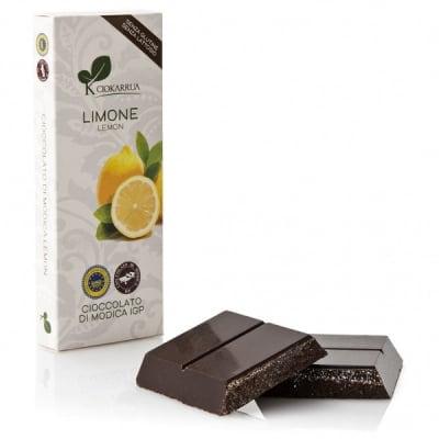 モディカチョコレート【レモン】100g