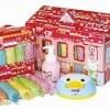 【出産のお祝に♪】赤ちゃんの必需品をかわいいボックスに。おむつボックス Sサイズ