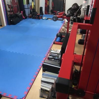 加圧筋トレパーソナルトレーニング