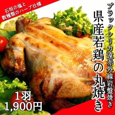(一羽)ガーリックハーブチキン34【現地払い専用チケット】