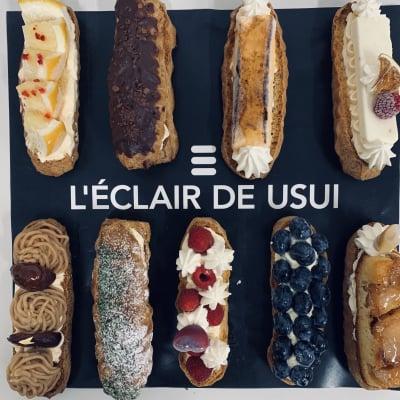 創作エクレア専門店「L'ÉCLAIR DE USUI」商品券3000円