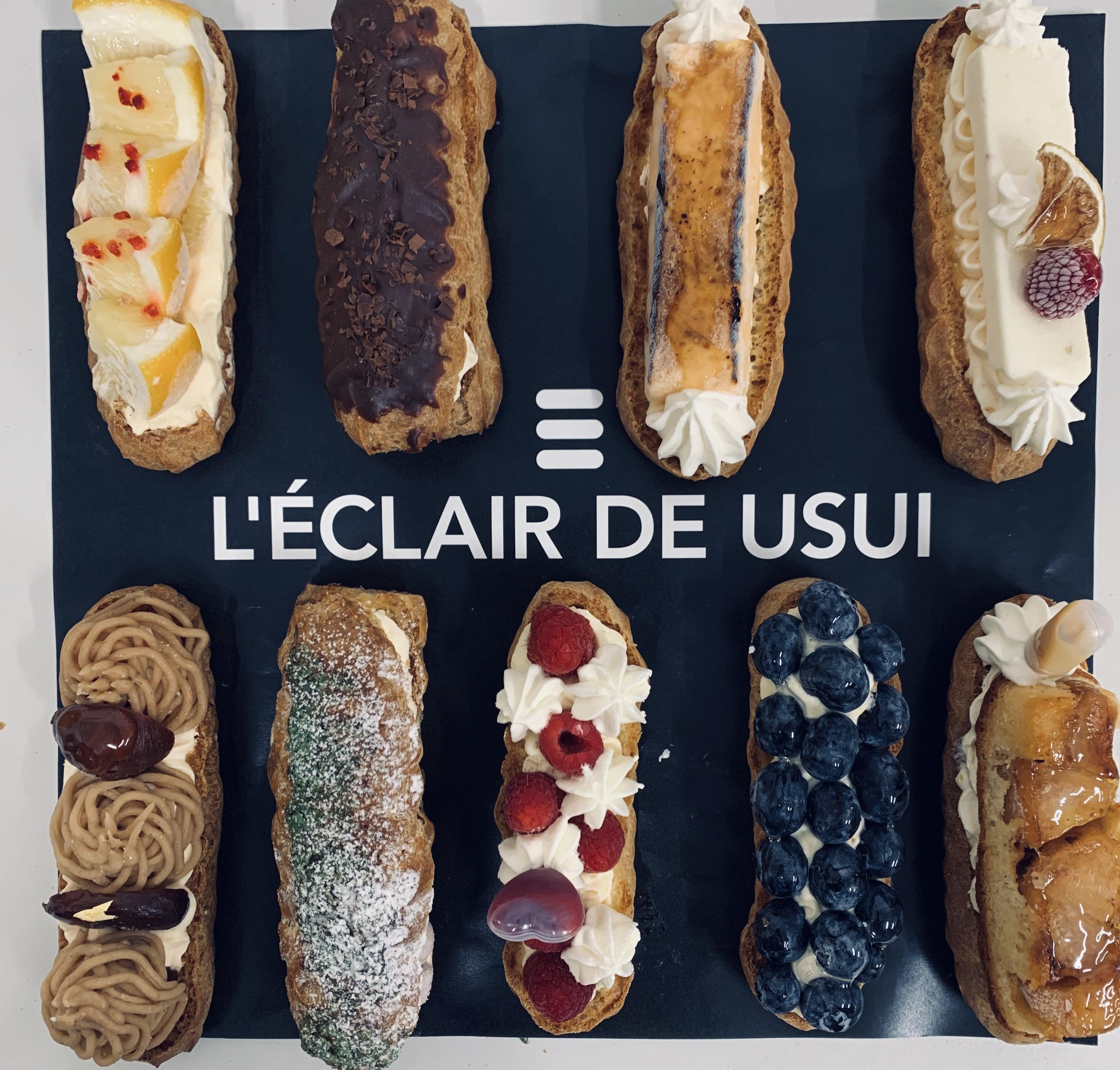 創作エクレア専門店「L'ÉCLAIR DE USUI」商品券3000円のイメージその1