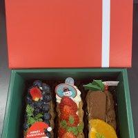 創作エクレア専門店「L'ÉCLAIR DE USUI」クリスマスエクレア 3個入りBOX