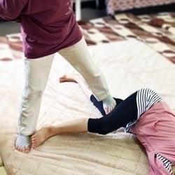 楽健法(足踏み全身トリートメント)【40分】のイメージその1
