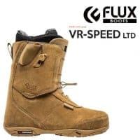 "19-20 FLUX VR-SPEED LTD フラックス  ブイアール-スピード Coyote Brown ""LUCO"" 27.5cm"