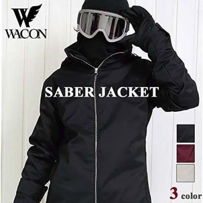 19-20 WACON スノーボードウェア メンズ SABER セーバー BURGUNDY L