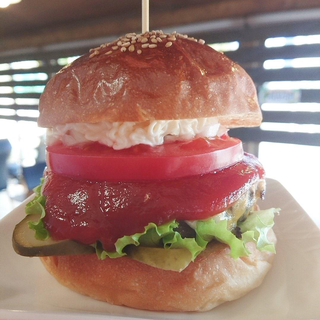 【イートイン専用】ハンバーガー 単品のイメージその1