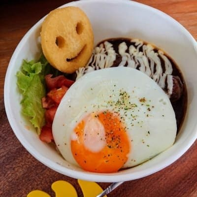 【テイクアウト専用】ロコモコ丼 単品のイメージその1