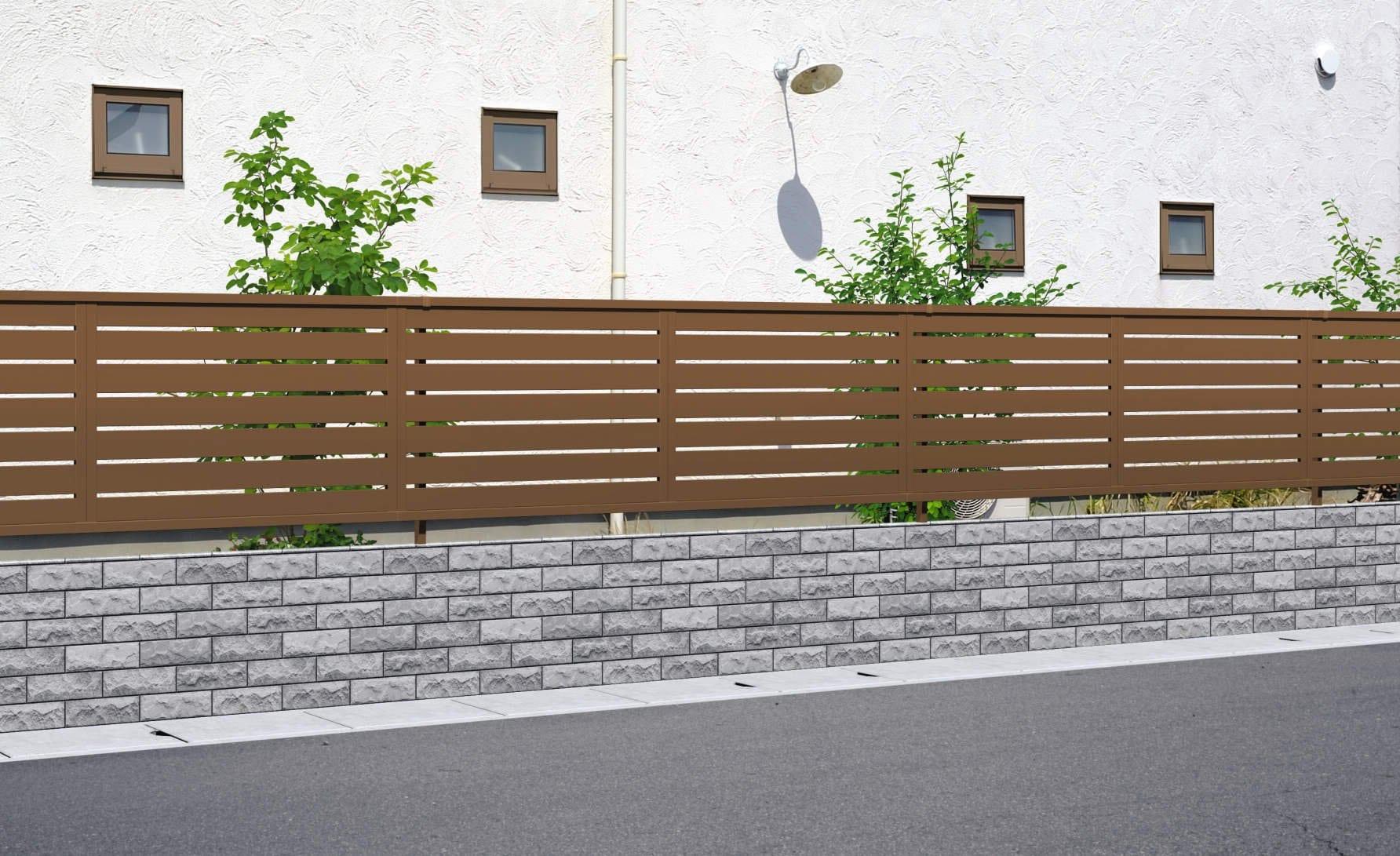 フェンス設置工事パックのイメージその1