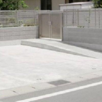 コンクリート土間打設工事 15㎡