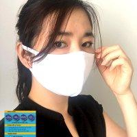 ※送料無料!洗える抗菌布マスク3枚セット 【スタイリッシュ】★