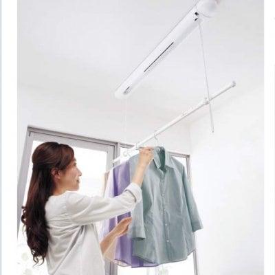 室内物干しユニット Panasonicホシ姫サマ 取り付け工事チケット 製品代含む