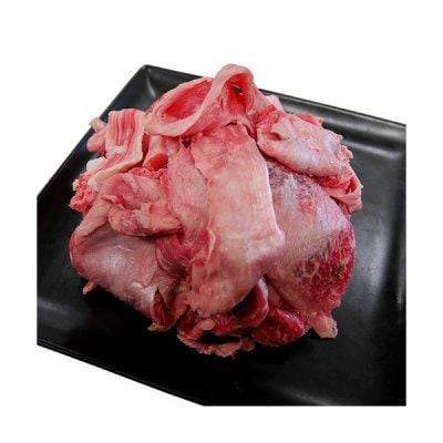 送料無料 鳥取和牛すじ肉1kg