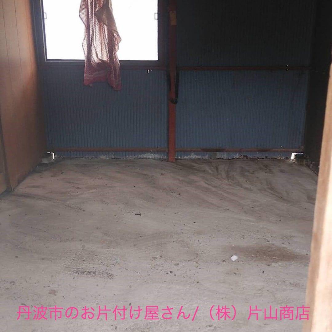 丹波市お片付け屋さんコンテナチケット・8リューベ/400cm×200cm×100cmのイメージその3