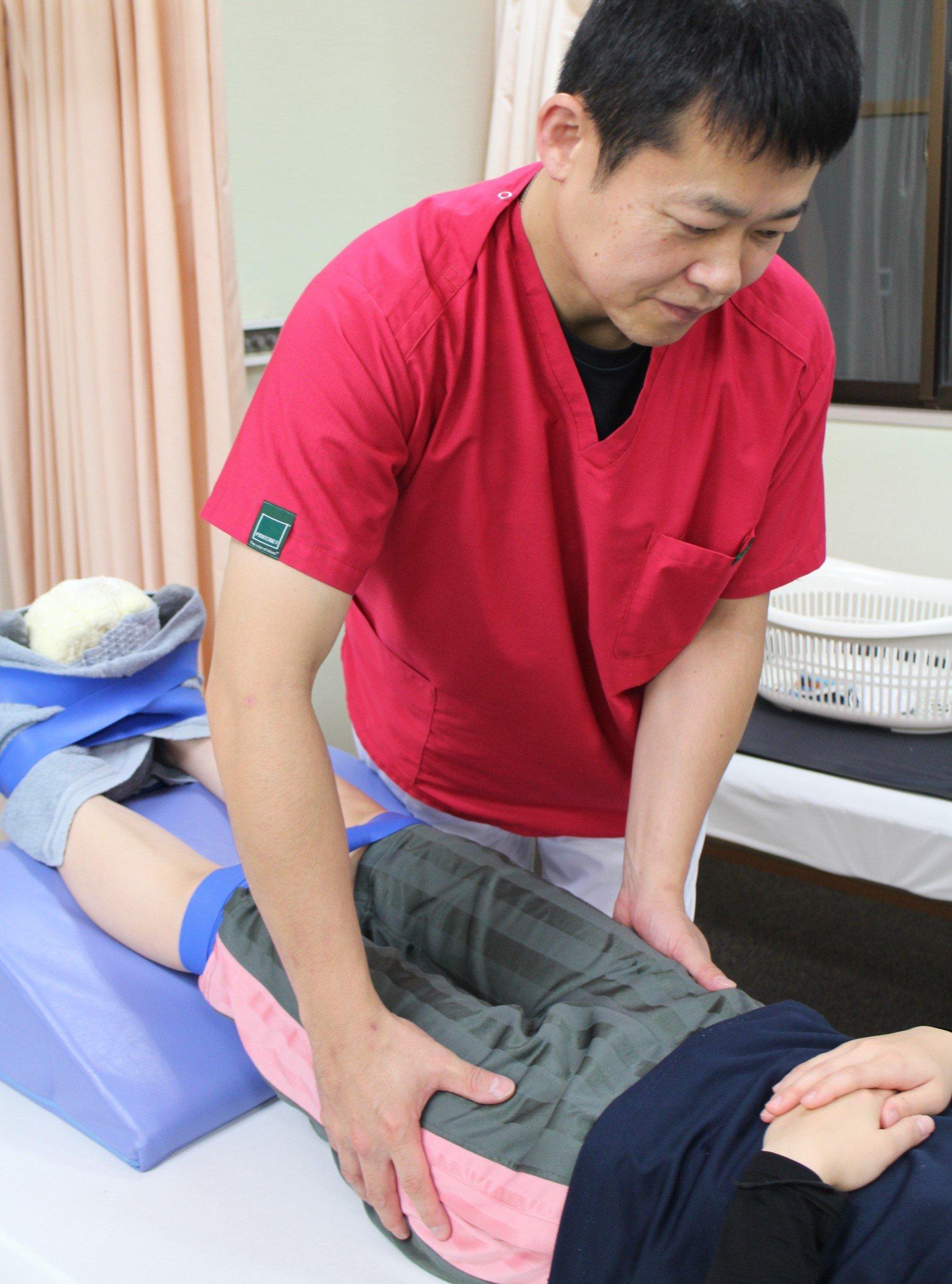 O脚矯正コースのイメージその1