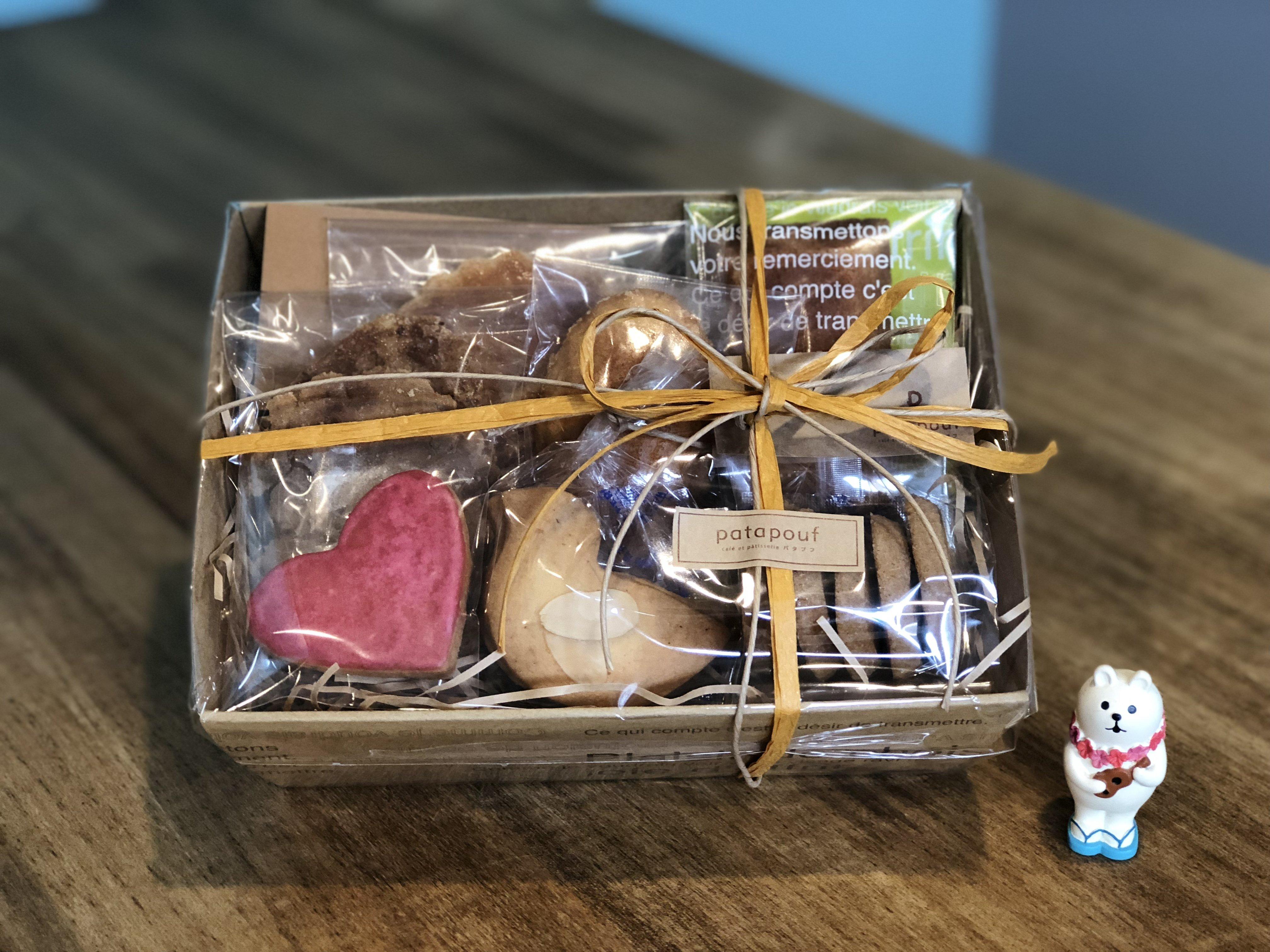 patapouf の【焼き菓子ギフト 1000円】 店頭受け取りのみのイメージその3