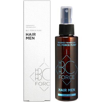 育毛剤120ml B.C.FORCE PURE HAIR MEN (ビーシーフォースピュアヘア メン) 全国1,000店舗以上の美容室が...
