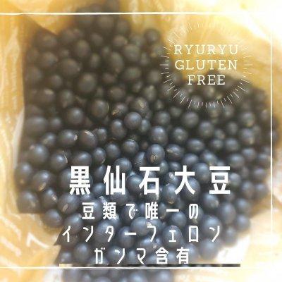黒千石大豆300㌘ 奇跡のお豆 メール便にて送料無料
