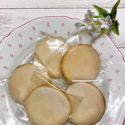 【定番商品になりました・ご自宅用】レモンアイシングクッキー5枚セット