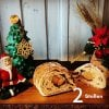 wakkaのシュトレン×2本【期間限定】 (ドイツ発の伝統クリスマス菓子)