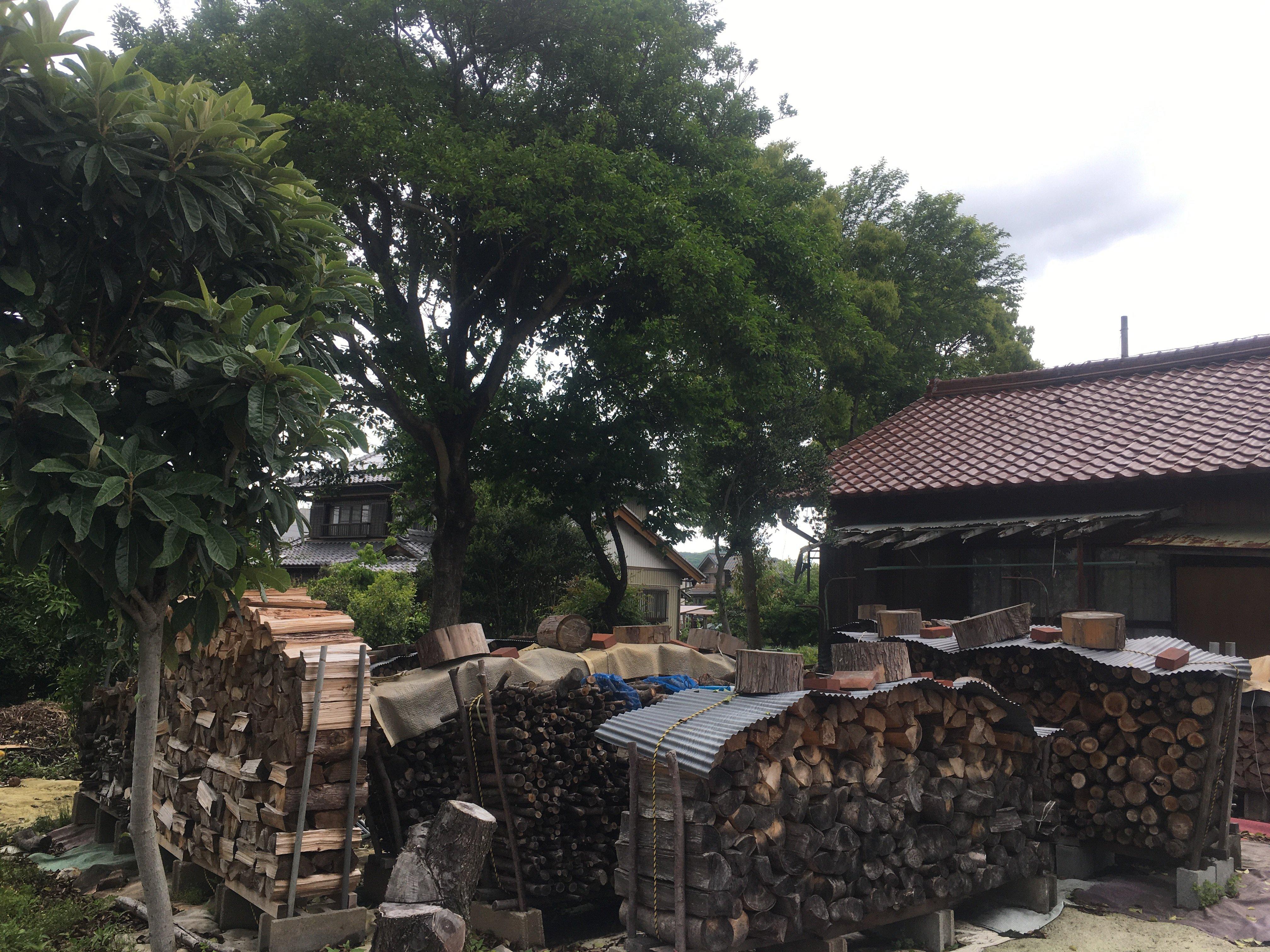 薪屋きすけ 薪(規格外木材自然なり)薪づくり作業体験 ご相談・お見積もりのイメージその1