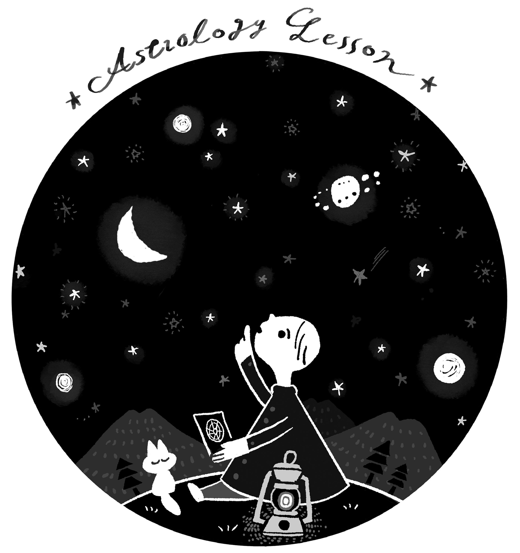 ふくちゃんの星読み☆アスペクト講座のイメージその1