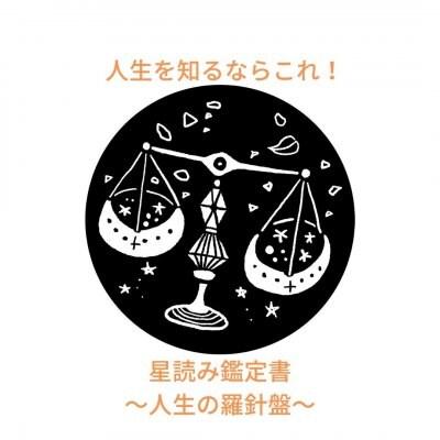 【星読み鑑定書】〜人生の羅針盤〜