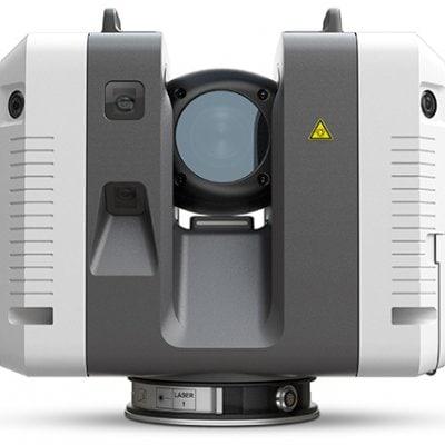 3Dレーザースキャナーで、建築物の内装計測